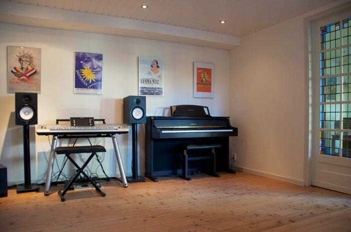 Studio Muziekschool Inge Reijn